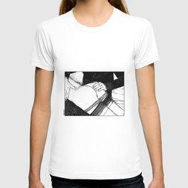 asc 488 - Les mains chaudes (Until his hands burn) T-shirt