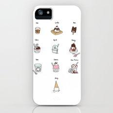 Parks and Rec Ice Cream Slim Case iPhone (5, 5s)