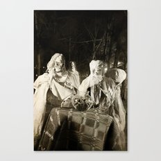 Halloween#2 Canvas Print