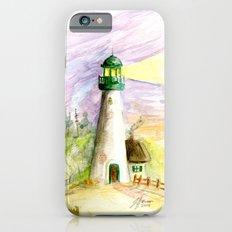 Lighthouse At Dusk iPhone 6s Slim Case