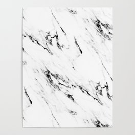 Classic Marble Poster