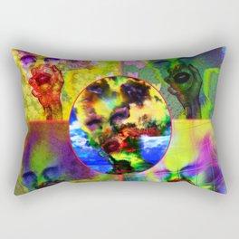 """""""Warholesque"""" by surrealpete Rectangular Pillow"""