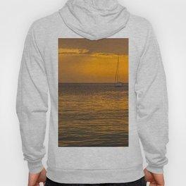 On The Orange Horizon Hoody
