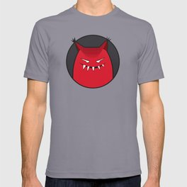 Evil Monster With Pointy Ears T-shirt
