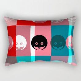 Freaky Fife Rectangular Pillow