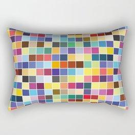 Pantone Color Palette - Pattern Rectangular Pillow