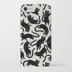 Cats iPhone 7 Slim Case
