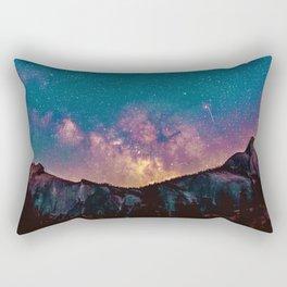 The Majestic Milky Way Rectangular Pillow