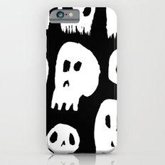 Spooky Skulls iPhone 6s Slim Case