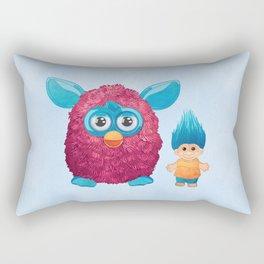 Sweet 90s Rectangular Pillow