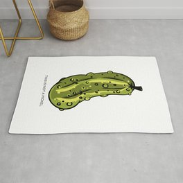 This is not a Pickle Rug