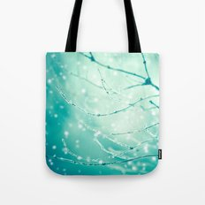 Sparkle and Glow Tote Bag