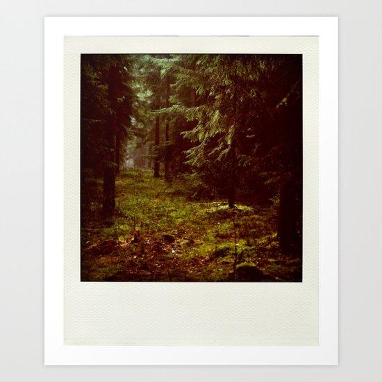 Pola Tree 2 Art Print