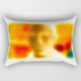 James Negative / Rectangular Pillow