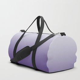 Ombre Ultra Violet Gradient Motif Duffle Bag
