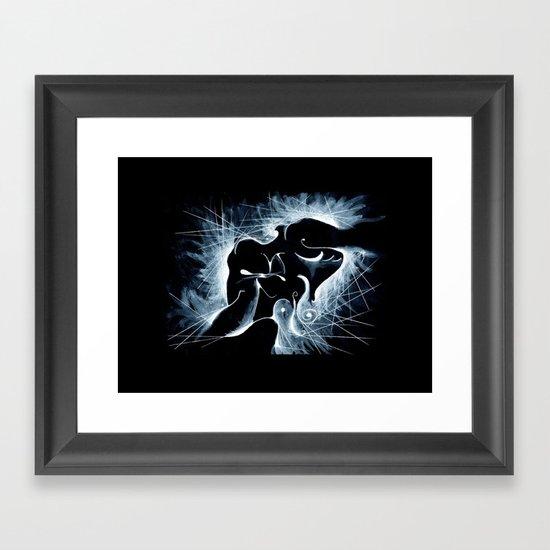 INVERSOtre Framed Art Print