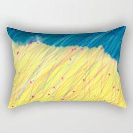 Manorbier Rain Rectangular Pillow
