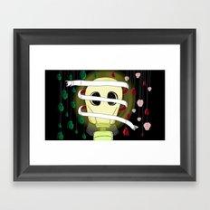 Human War Framed Art Print