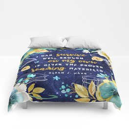I can survive Comforters