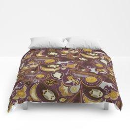 Potter Paisley Comforters