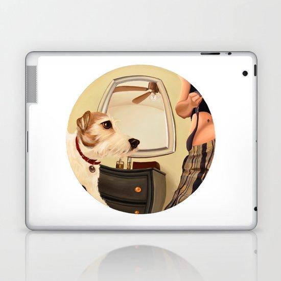 9:40 AM Laptop & iPad Skin