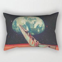 Time to go Home Rectangular Pillow