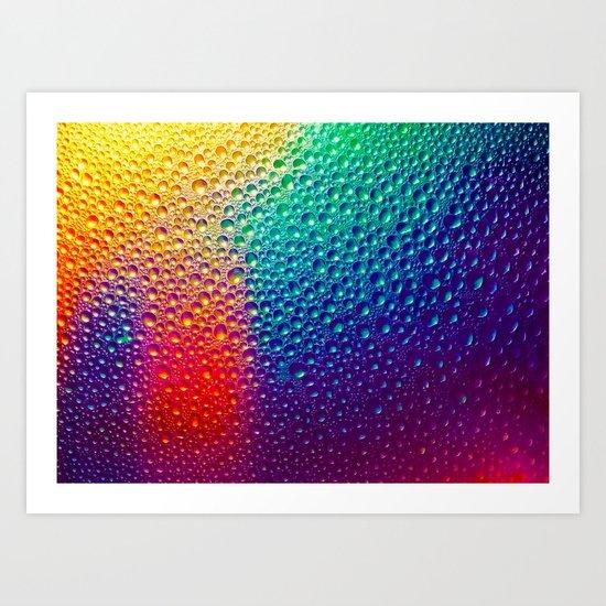 Wonderfall Art Print