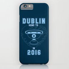 All Ireland Football Champions - Dublin (Navy/Blue) Slim Case iPhone 6s