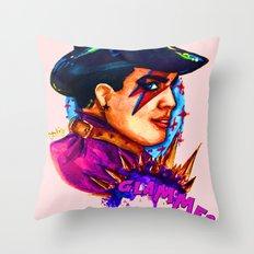 Glammer Throw Pillow