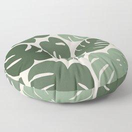Monstera Dreams - Forest Floor Pillow