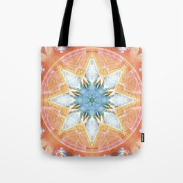 Flower of Life Mandalas 3 Tote Bag