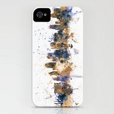 Kansas City Skyline iPhone (4, 4s) Slim Case