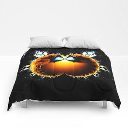 Fractal Creature Part 2 Comforters