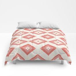 Geometric Living Cora Comforters
