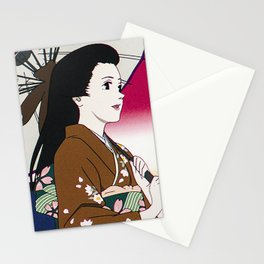 Millennuum Actress Stationery Cards
