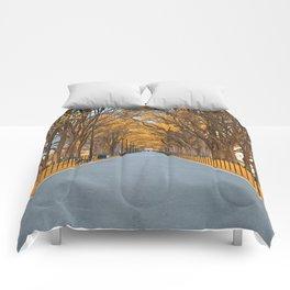Golden Mall Promenade Comforters