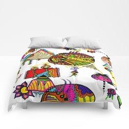 """""""ColorFall"""" Comforters"""