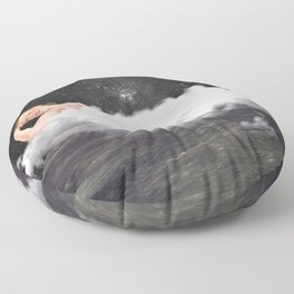 [ and now at last you can actually mold your own figure ] Floor Pillow