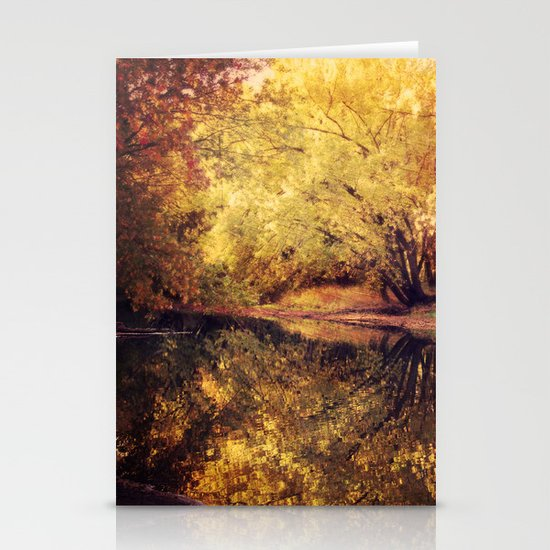 Glowing Stationery Cards