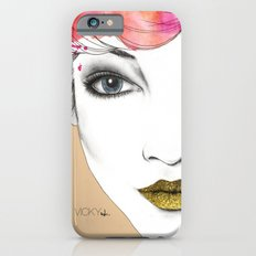 Life is a canvas, throw all the paint and sparkles on it you can iPhone 6s Slim Case