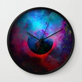 α Dark Aurigae Wall Clock