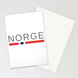 Norway Norge Stationery Cards