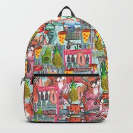 grocery store Backpack