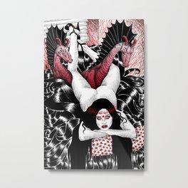 Dragon Muse Metal Print