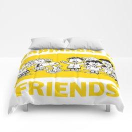 Snoopy Friends Comforters