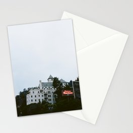 Looming Chateau Marmont Stationery Cards