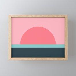 Sunseeker 04 Framed Mini Art Print