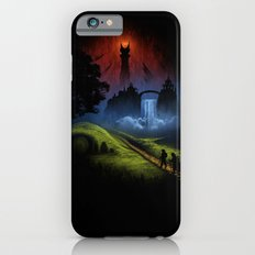 Over The Hill - The Lord Of The Rings iPhone 6s Slim Case