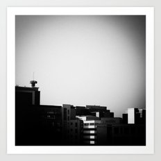 Manchester Sqd Art Print