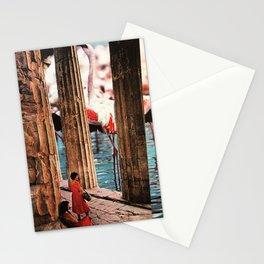 Pillars of Paradise Stationery Cards